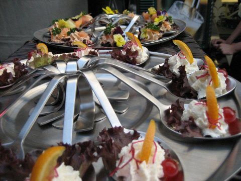 Le Martin Catering: Diner
