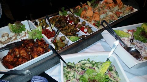 Le Martin Catering: Personeelsfeest